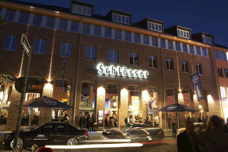 eventlocation restaurant club 39 schl sser quartier boh me henkel saal 39 in d sseldorf. Black Bedroom Furniture Sets. Home Design Ideas