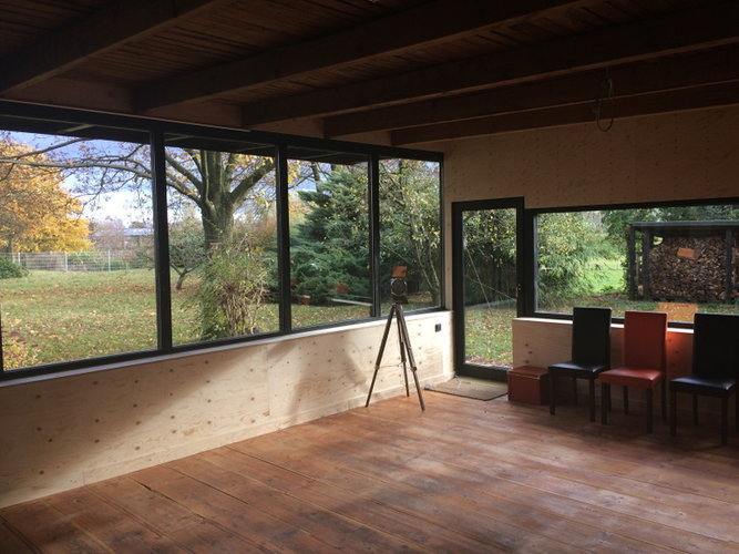 seminarraum tagungsraum scheune 39 nlp studio gl ckswerkstatt 39 in d sseldorf d sseldorf. Black Bedroom Furniture Sets. Home Design Ideas